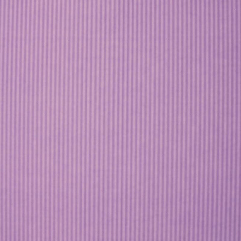 Jasnofioletowy karbowany papier ozdobny