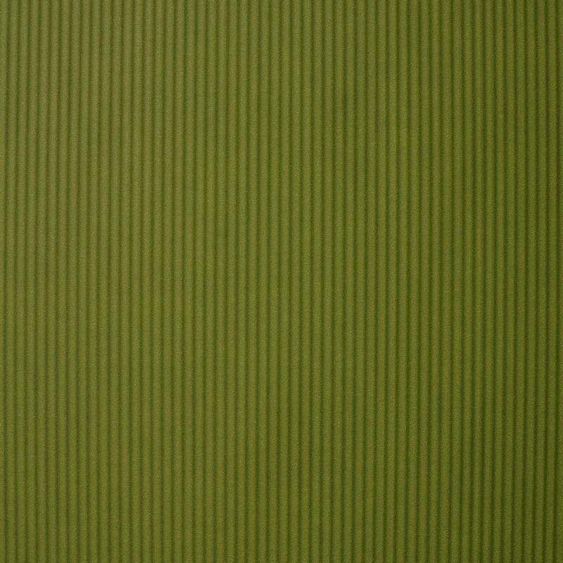 Oliwkowy karbowany papier ozdobny