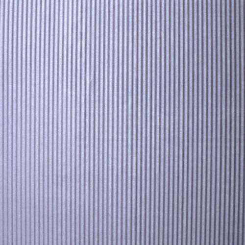 Srebrny karbowany papier ozdobny