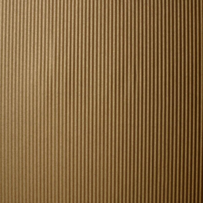 Złoty karbowany papier ozdobny