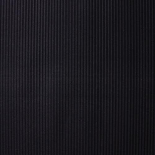 Czarny karbowany papier ozdobny