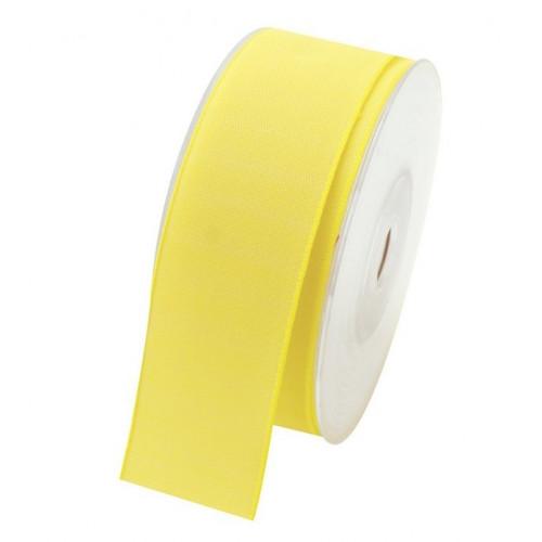 Żółta wstążka tkana