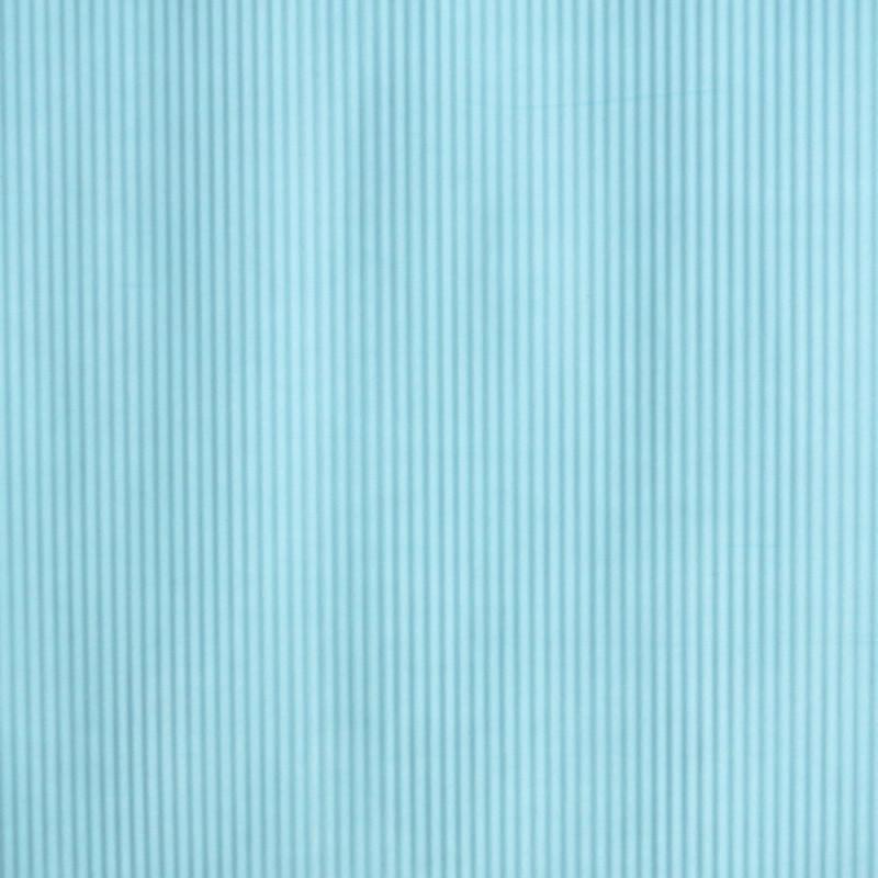 Błękitny karbowany papier ozdobny