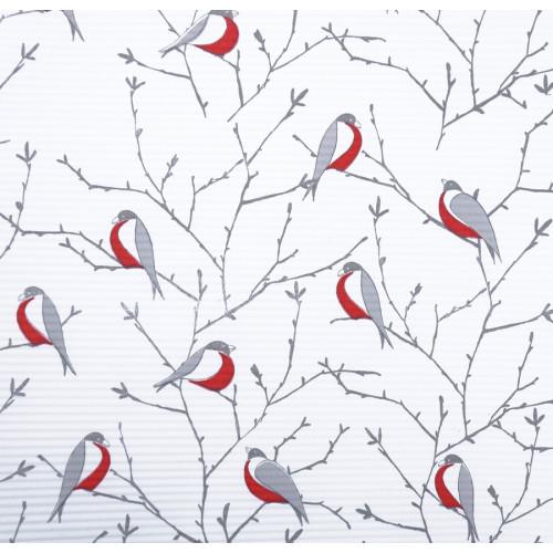 Papier ozdobny w ptaszki