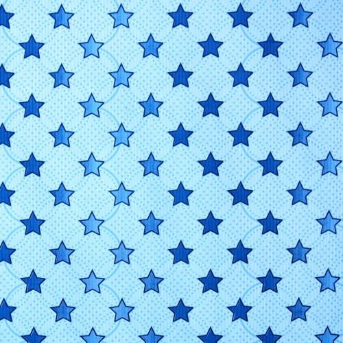 Papier ozdobny w gwiazdki
